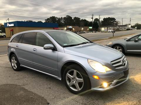 2008 Mercedes-Benz R-Class for sale at CAR STOP INC in Duluth GA