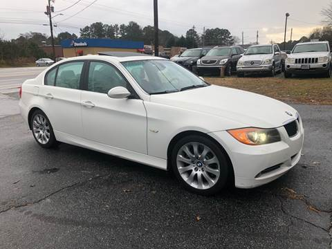 2006 BMW 3 Series for sale at CAR STOP INC in Duluth GA