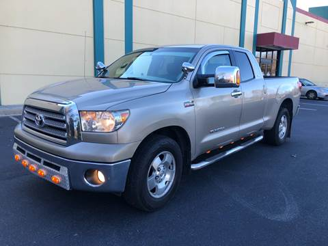 2007 Toyota Tundra for sale at CAR STOP INC in Duluth GA