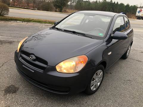 2007 Hyundai Accent for sale at CAR STOP INC in Duluth GA