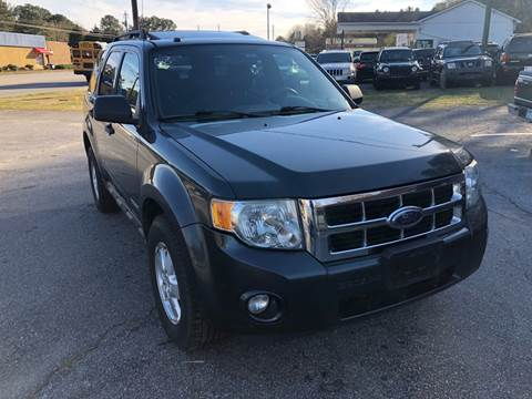 2008 Ford Escape for sale at CAR STOP INC in Duluth GA