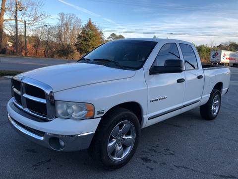 2005 Dodge Ram Pickup 1500 for sale at CAR STOP INC in Duluth GA