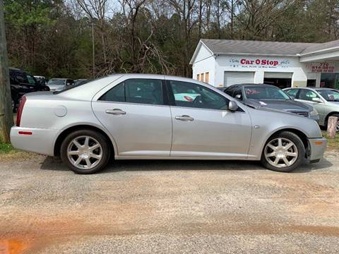 2007 Cadillac STS for sale at CAR STOP INC in Duluth GA