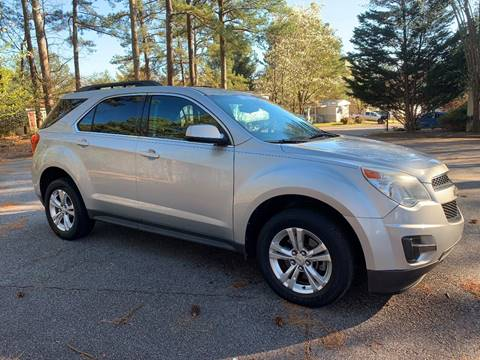 2012 Chevrolet Equinox for sale at CAR STOP INC in Duluth GA