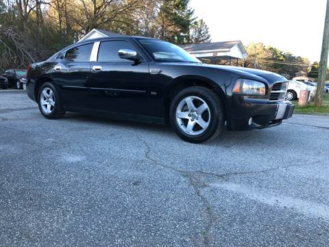 2009 Dodge Charger for sale at CAR STOP INC in Duluth GA
