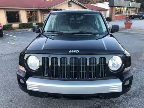 2008 Jeep Patriot for sale at CAR STOP INC in Duluth GA