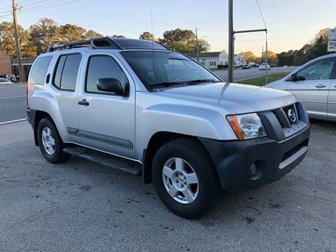 2006 Nissan Xterra for sale at CAR STOP INC in Duluth GA