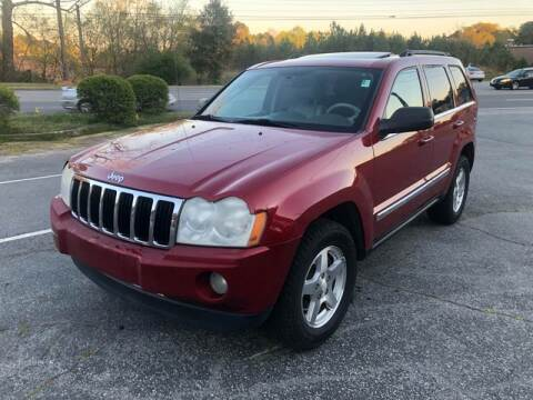 2005 Jeep Grand Cherokee for sale at CAR STOP INC in Duluth GA