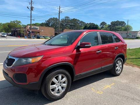 2011 Kia Sorento for sale at CAR STOP INC in Duluth GA