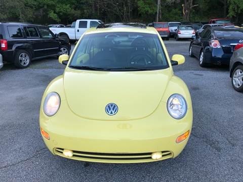 2001 Volkswagen New Beetle for sale in Duluth, GA