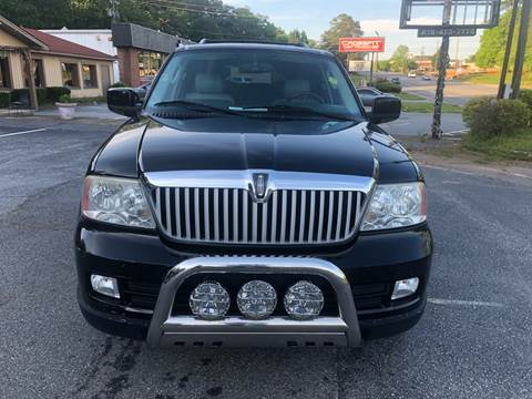 2006 Lincoln Navigator for sale at CAR STOP INC in Duluth GA