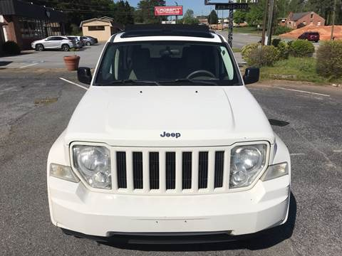 2008 Jeep Liberty for sale at CAR STOP INC in Duluth GA