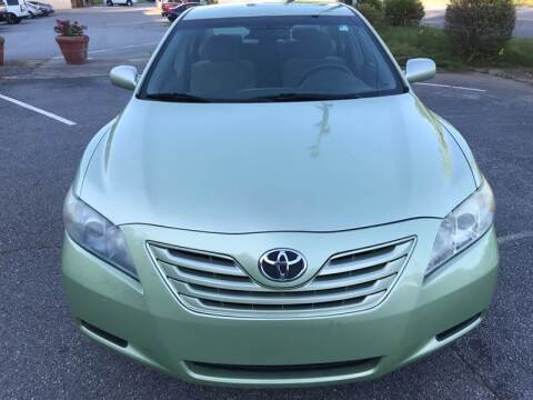 2007 Toyota Camry Hybrid for sale at CAR STOP INC in Duluth GA