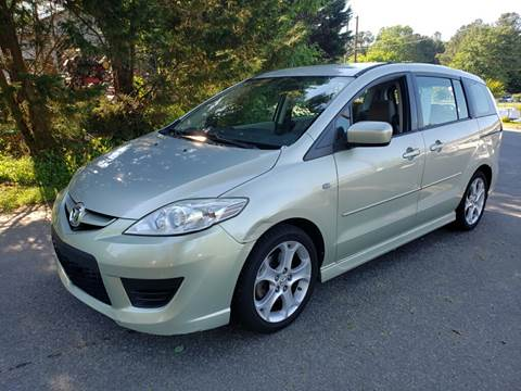 2008 Mazda MAZDA5 for sale at CAR STOP INC in Duluth GA
