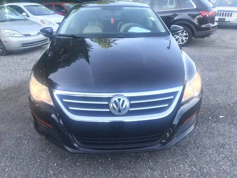 2011 Volkswagen CC for sale at CAR STOP INC in Duluth GA