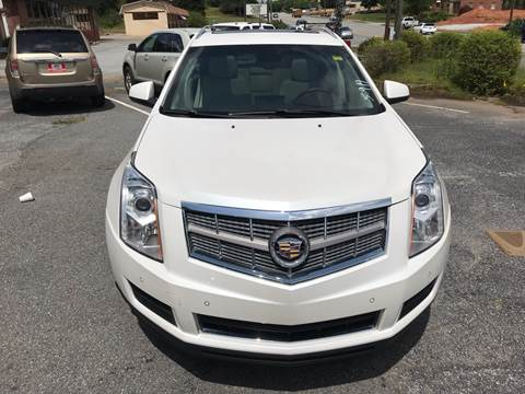 2011 Cadillac SRX for sale at CAR STOP INC in Duluth GA