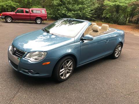 2008 Volkswagen Eos for sale at CAR STOP INC in Duluth GA