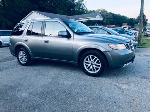 2006 Saab 9-7X for sale at CAR STOP INC in Duluth GA