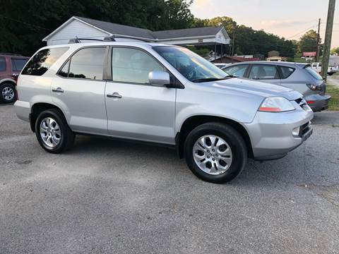 2003 Acura MDX for sale at CAR STOP INC in Duluth GA