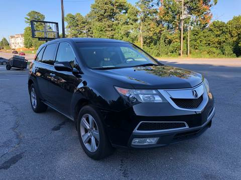 2011 Acura MDX for sale at CAR STOP INC in Duluth GA