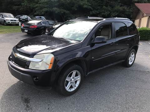 2006 Chevrolet Equinox for sale at CAR STOP INC in Duluth GA