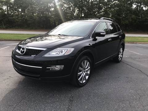 2008 Mazda CX-9 for sale at CAR STOP INC in Duluth GA