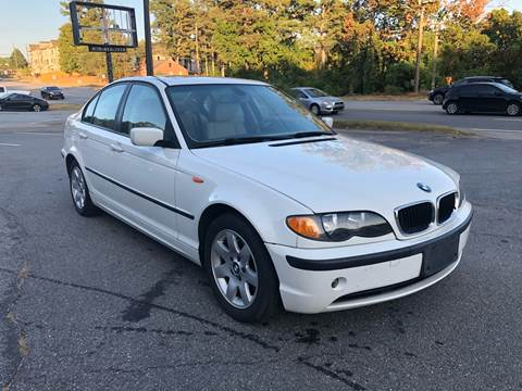2005 BMW 3 Series for sale at CAR STOP INC in Duluth GA