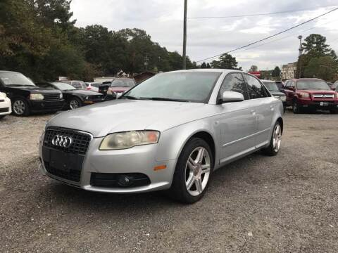 2008 Audi A4 for sale at CAR STOP INC in Duluth GA