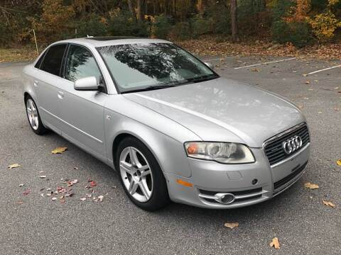 2005 Audi A4 for sale at CAR STOP INC in Duluth GA