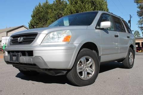 2005 Honda Pilot Mpg >> Honda For Sale In Duluth Ga Car Stop Inc