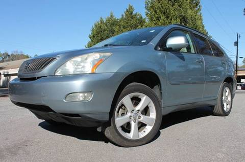 2005 Lexus RX 330 for sale at CAR STOP INC in Duluth GA