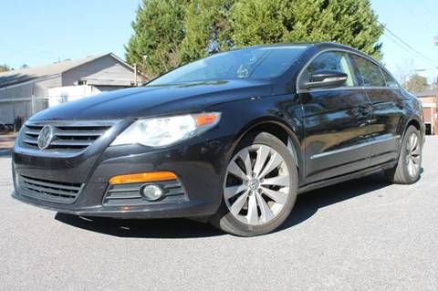 2010 Volkswagen CC for sale at CAR STOP INC in Duluth GA