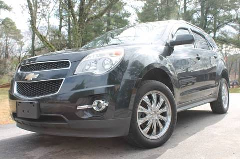 2011 Chevrolet Equinox for sale at CAR STOP INC in Duluth GA