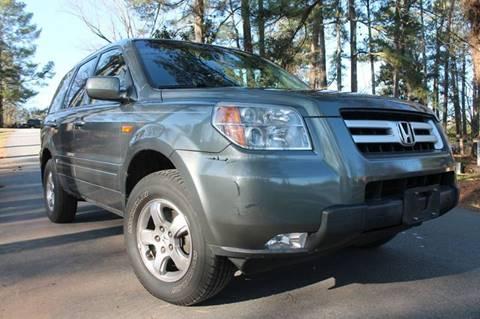 2007 Honda Pilot for sale at CAR STOP INC in Duluth GA