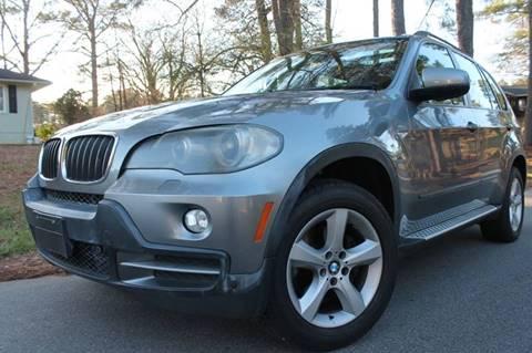 2007 BMW X5 for sale at CAR STOP INC in Duluth GA