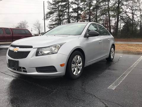 2014 Chevrolet Cruze for sale at CAR STOP INC in Duluth GA
