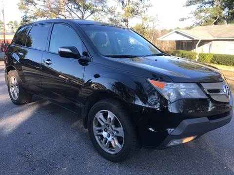 2007 Acura MDX for sale at CAR STOP INC in Duluth GA