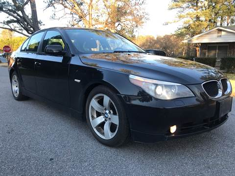 2005 BMW 5 Series for sale at CAR STOP INC in Duluth GA