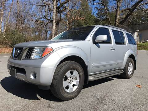 2007 Nissan Pathfinder for sale at CAR STOP INC in Duluth GA