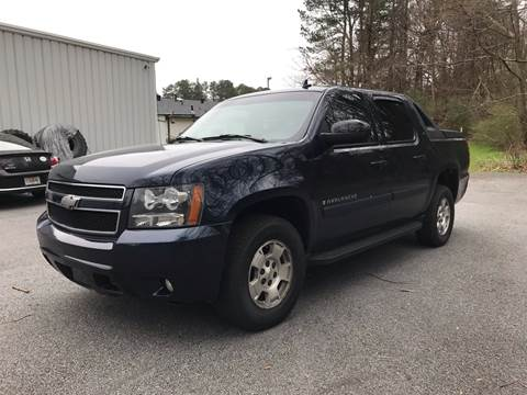 2007 Chevrolet Avalanche for sale at CAR STOP INC in Duluth GA