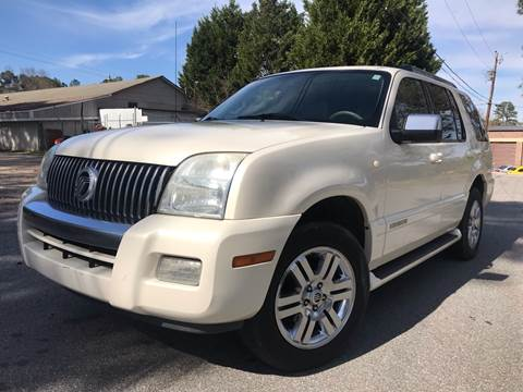 2007 Mercury Mountaineer for sale at CAR STOP INC in Duluth GA