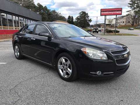 2009 Chevrolet Malibu for sale at CAR STOP INC in Duluth GA