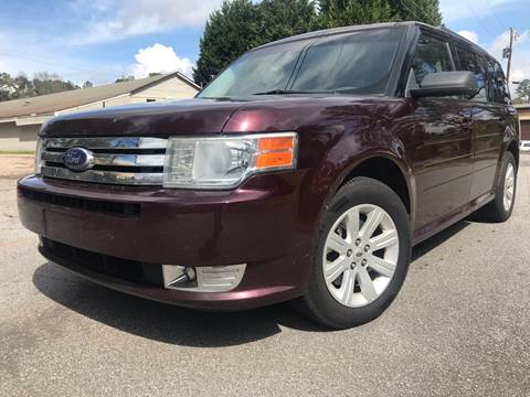 2011 Ford Flex for sale at CAR STOP INC in Duluth GA