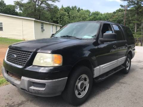 2003 Ford Expedition for sale at CAR STOP INC in Duluth GA