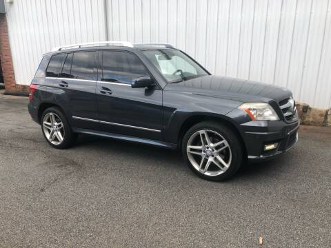 2011 Mercedes-Benz GLK for sale at CAR STOP INC in Duluth GA