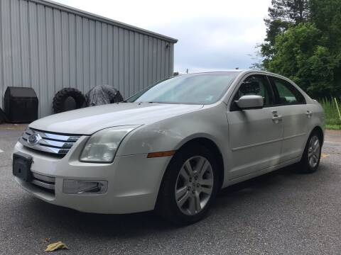 2008 Ford Fusion for sale at CAR STOP INC in Duluth GA