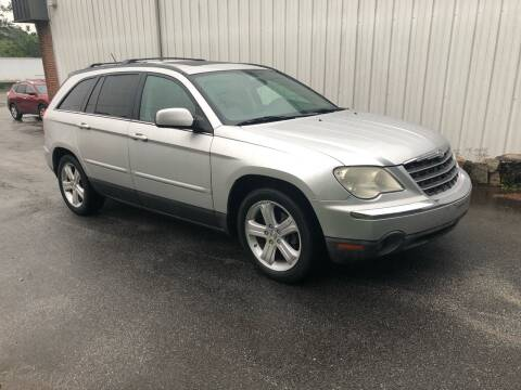 2007 Chrysler Pacifica for sale at CAR STOP INC in Duluth GA