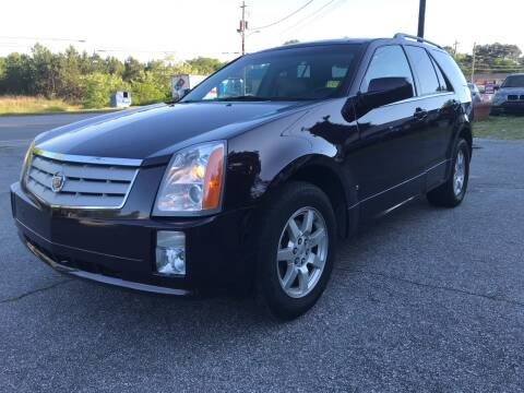2008 Cadillac SRX for sale at CAR STOP INC in Duluth GA