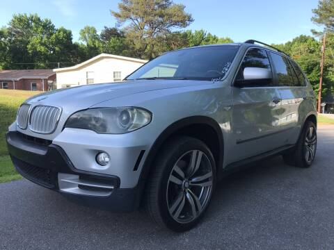 2008 BMW X5 for sale at CAR STOP INC in Duluth GA
