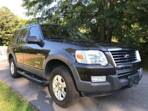 2006 Ford Explorer for sale at CAR STOP INC in Duluth GA